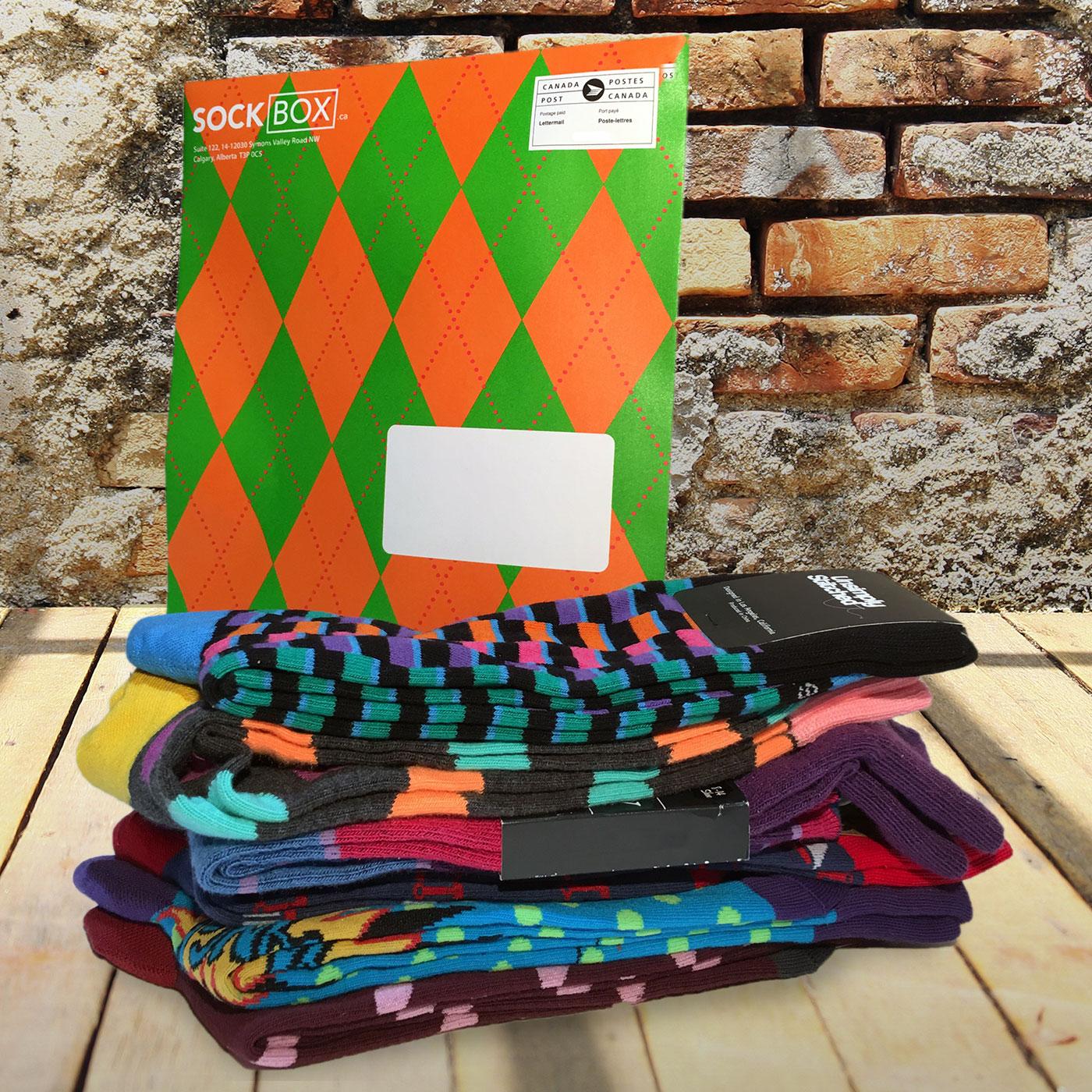 Gift Sock Subscription